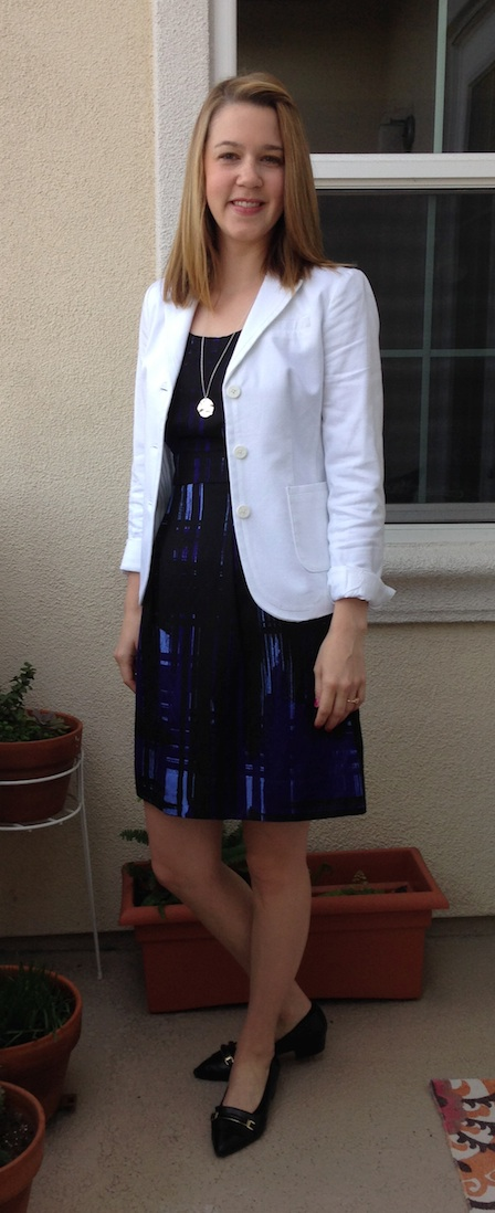 Banana Republic Jacket and Shift Dress