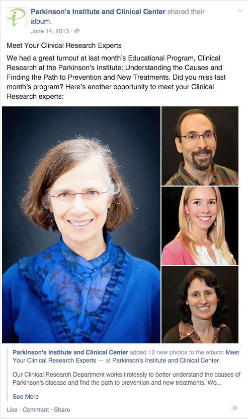 Meet Your Clinical Research Experts
